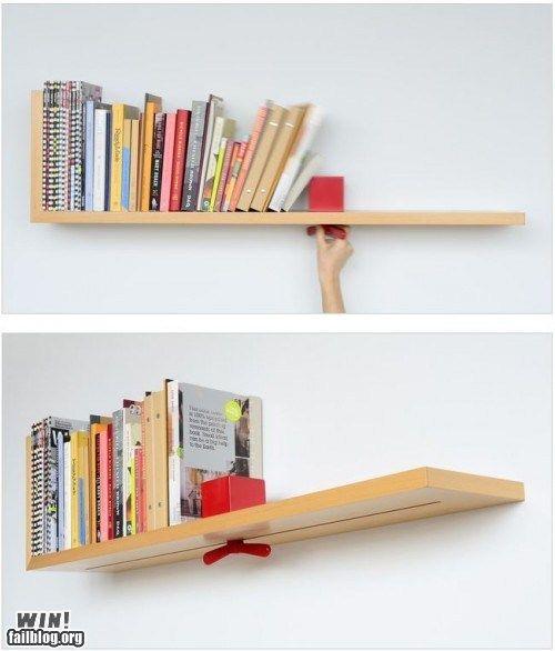 Adjustable Bookshelf