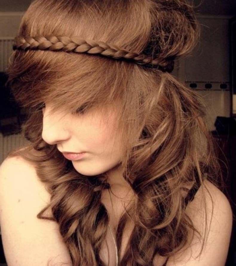 Long Hairstyles for Teenage Girls | Cool braid hairstyles ...