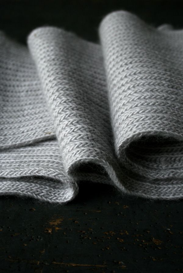 Laura\'s Loop: Brioche Scarf - The Purl Bee - Knitting Crochet Sewing ...