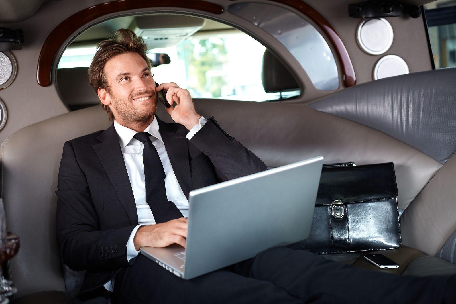 Find local rich men on MillionaireMatch Airport car
