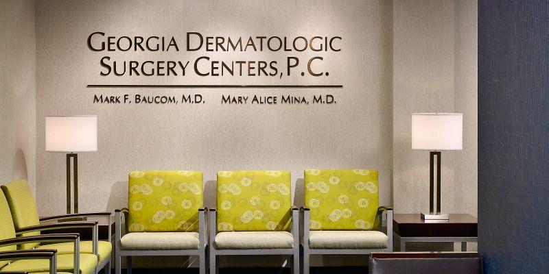 Dermatologic surgery centers levino jones