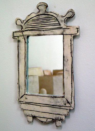 Maria Kristofersson Ceramic Framed Ceramics Ceramics Projects