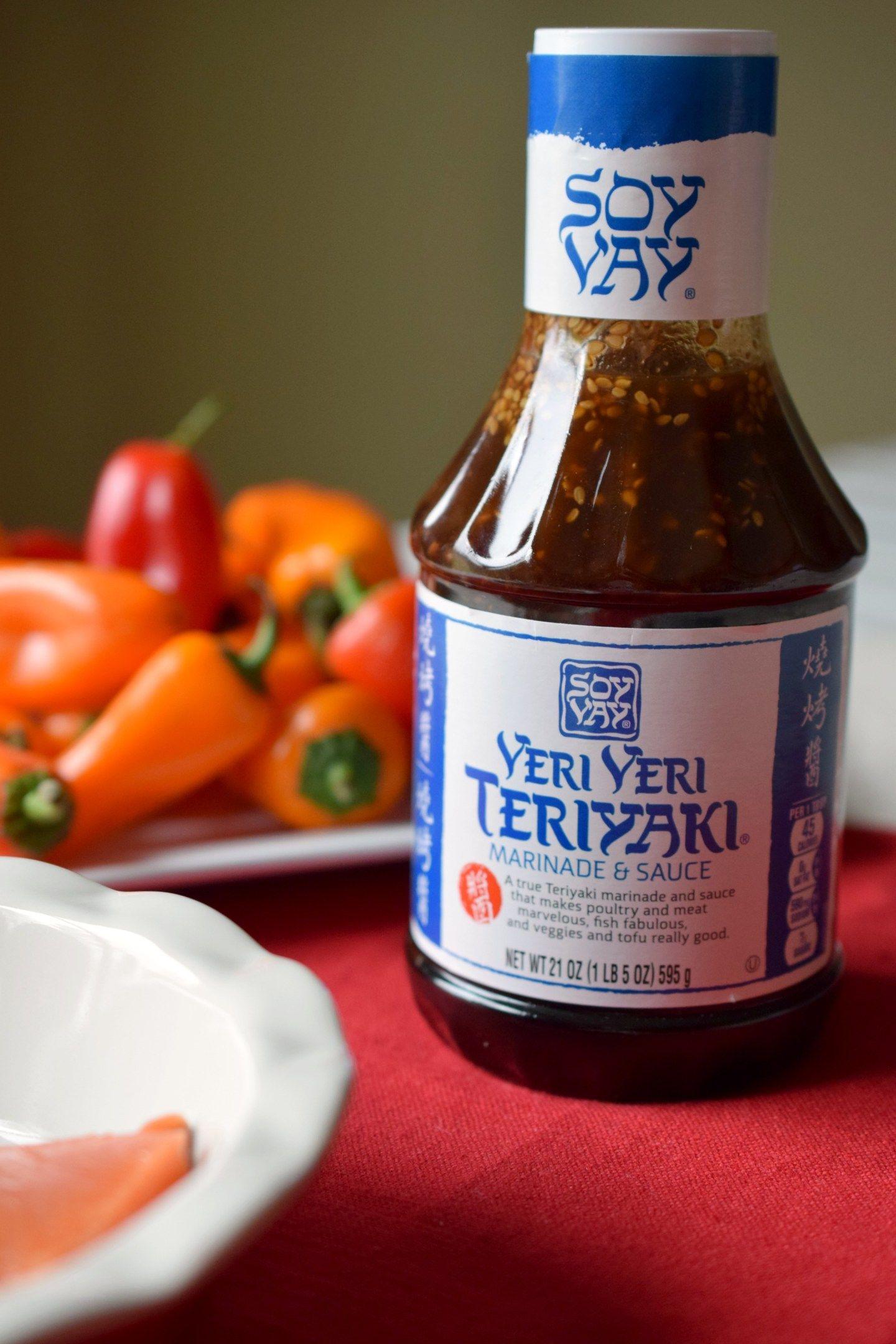 The Easiest Pressure Cooker Teriyaki Salmon - Who Needs A Cape? #teriyakisalmon