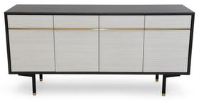 Tompkins Sideboard   4 Door Wud Furniture Design