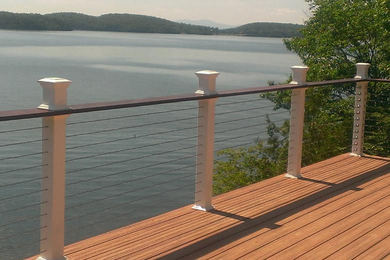 Diy Cable Railing System Stainless Cable Railing Deck