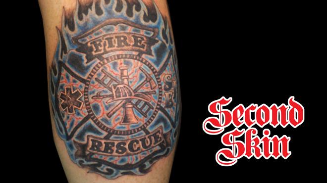 firefighter tattoo | Firefighter Maltese Cross | Tattoo ...
