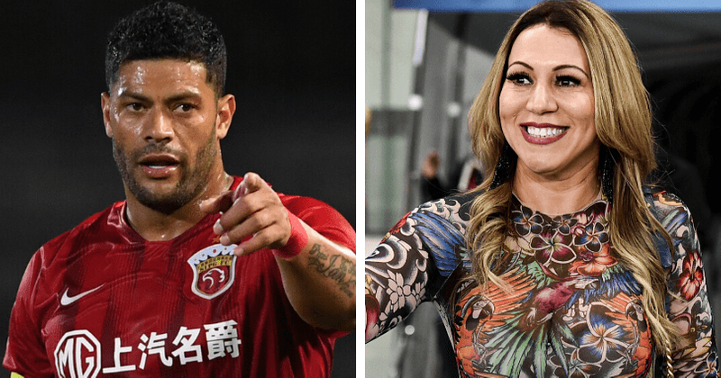 Soccer Star Hulk Divorces His Wife Of 12 Years And Starts Dating Her Favorite Niece Leaving Fans Shocked Celebrities Hulk