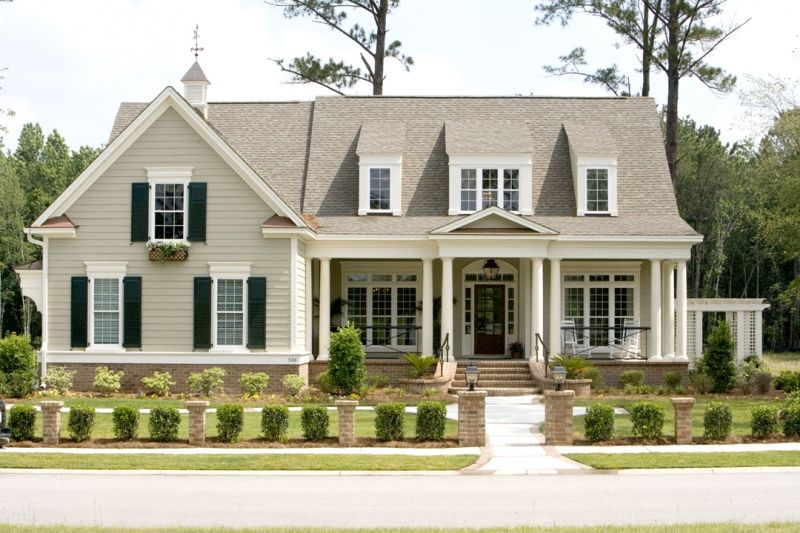 Stewarts Landing Plan From Frank Betz Associates Southern Living House Plans House Plans Southern Living Homes