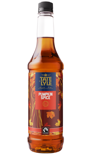 Our Pumpkin Spice Beverage Syrup is made from 100% pure cane sugar and combines the velvety flavour of pumpkin with a mix of traditional autumn spices. If you're a Thanks Giving fan, it's so easy