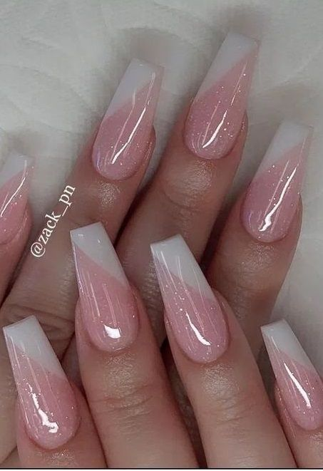 Glam Ideas For Ombre Nails In 2020 With Images Coffin Nails Designs Stylish Nails Ombre Nail Designs