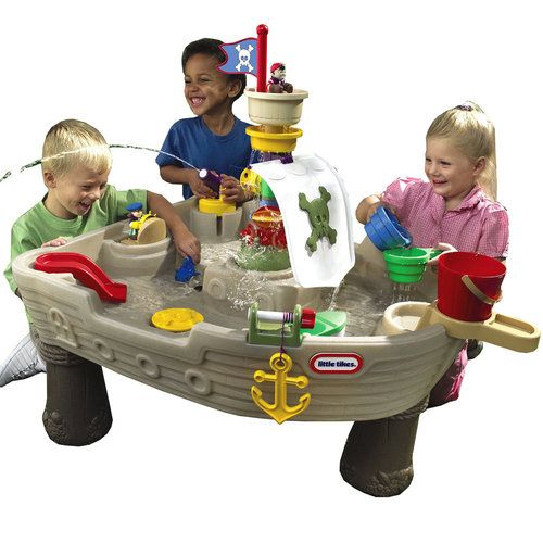 little tikes anchors away water play table | for the garden