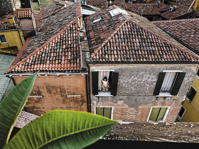 Cannaregio district, Venice_Home to European Jews. It was called the Ghetto after the Italian word for copper foundry, which once occupied the site. Smithsonian.com photo by Ziyah Gafic