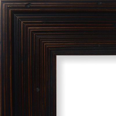 charlton home 313 wide wood grain picture frame size 13 x 19