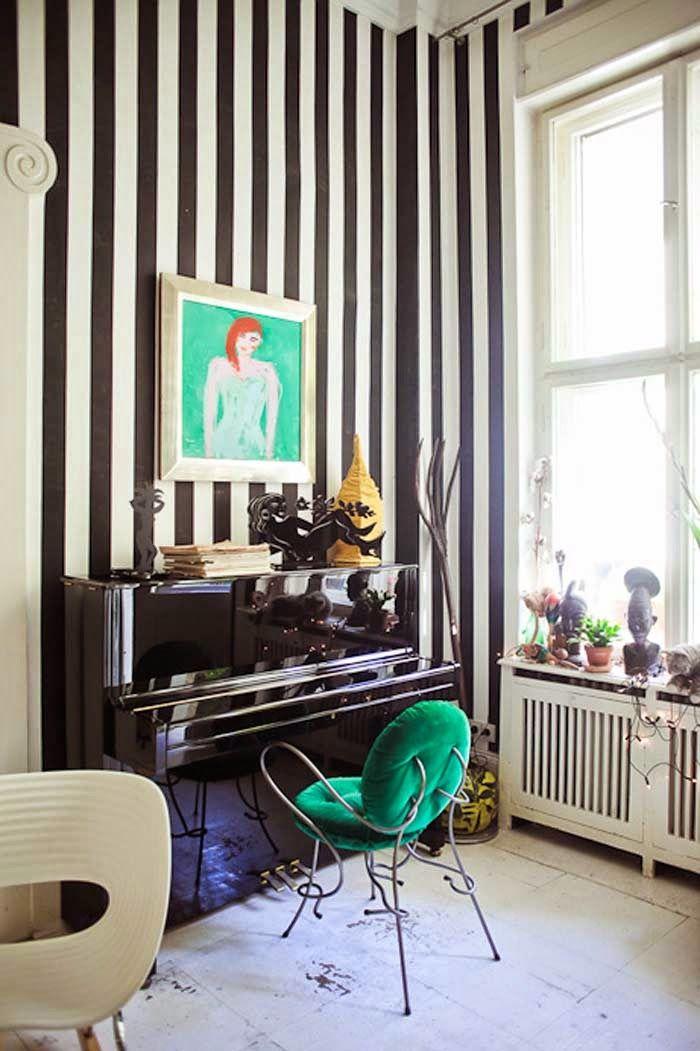 Keltainen talo rannalla: Koteja Berliinistä