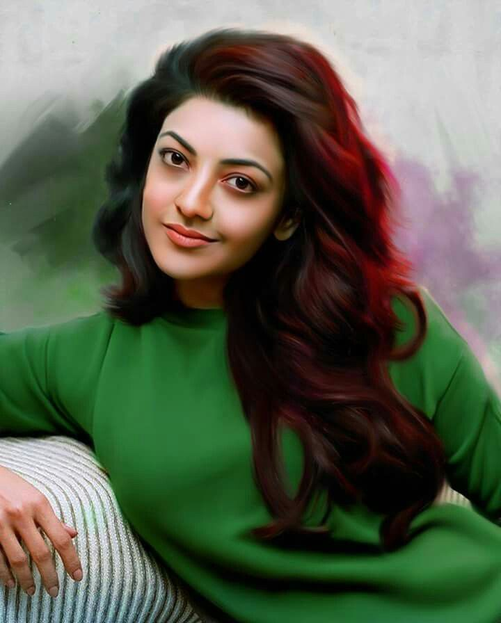Kajal Aggarwal Beautiful Girl Face Beautiful Girl Photo Beauty Girl