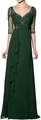 Best Seller Toponline Women's Sleeve V-Neck Chiffon Party Cocktail Dress online #backlesscocktaildress Beautiful Toponline Women's Sleeve V-Neck Chiffon Party Cocktail Dress Women dresses. [$108.89] findhitstoday from top store #backlesscocktaildress
