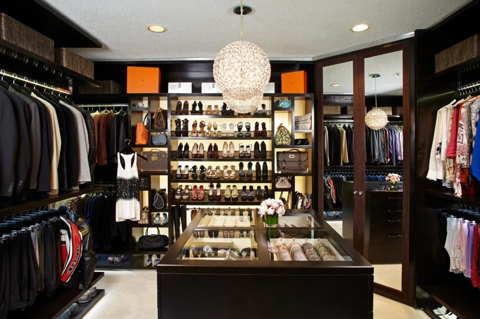 Superior 19 Luxury Closet Designs | Dressing Area, Closet Designs And Hgtv