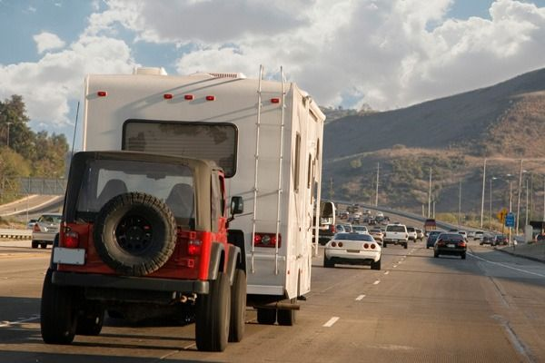 Towed Car Finder >> What Cars Can Be Flat Towed Behind An Rv Travel Trailer