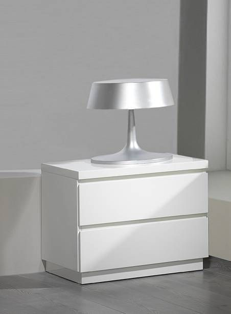Mesillas De Noche Blancas Ikea Bedside Drawers Bedside Table