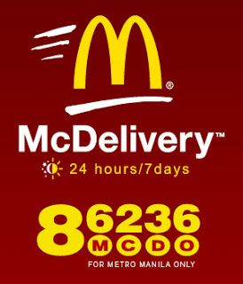 To determine which McDonald's locations in your area are participating in restaurant delivery, simply download the Uber Eats App, input your delivery address, and you will see a list of participating McDonald's restaurants in your area (if McDelivery on Uber Eats is available in your area).