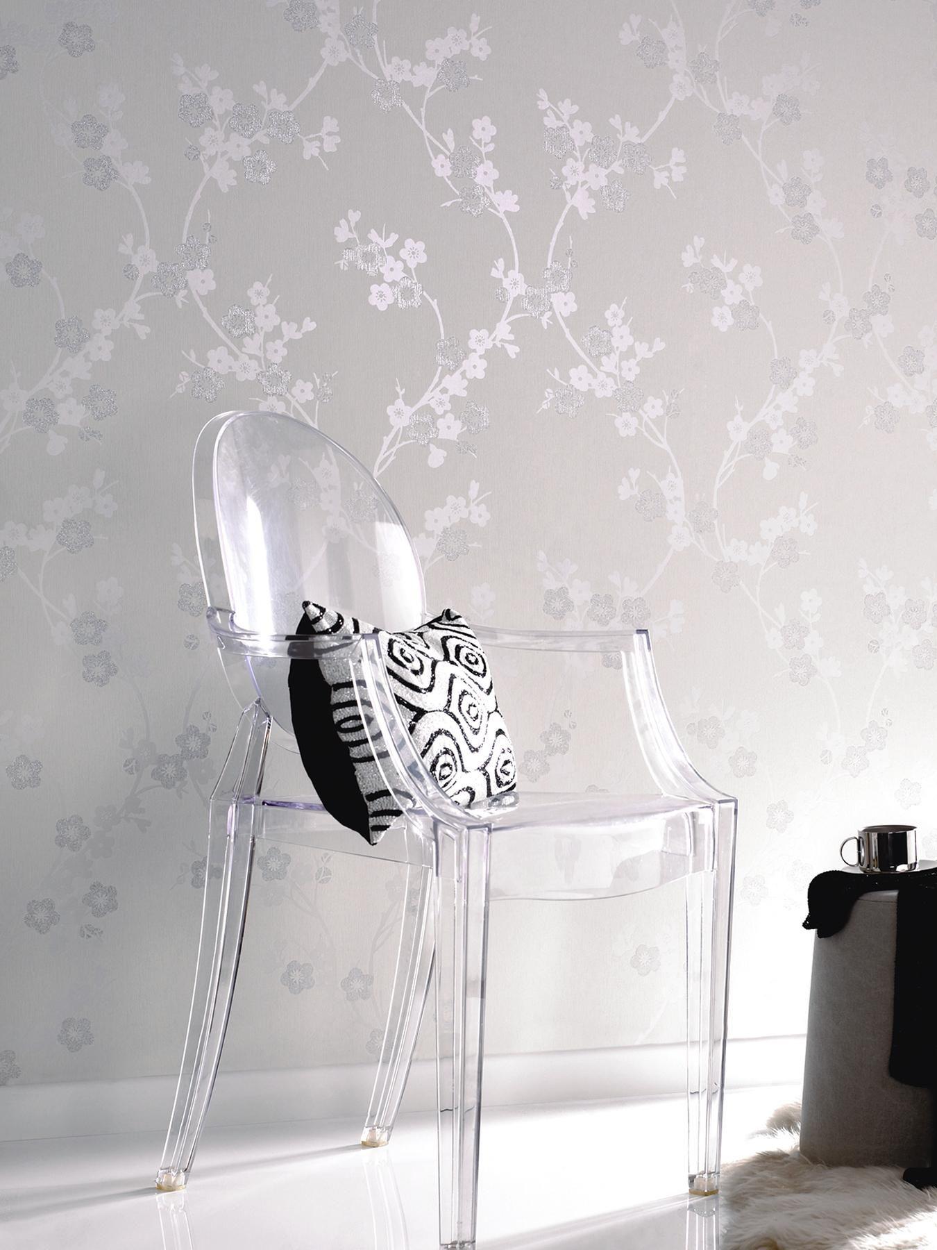 superfresco texture silhouette white