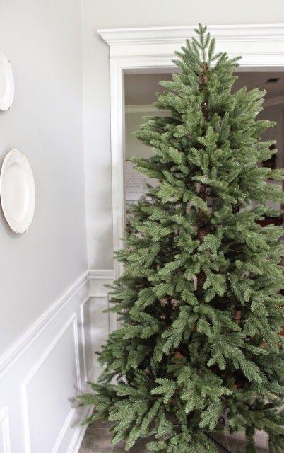 Silverado Slim From Balsam Hill Balsam Hill Christmas Tree Balsam Hill Trees Slim Christmas Tree