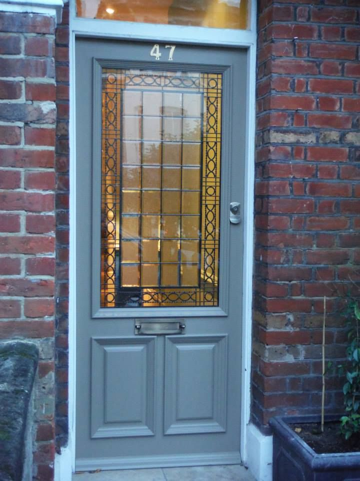 Best Farrow And Ball Mouse S Back Contemporary Front Doors 400 x 300