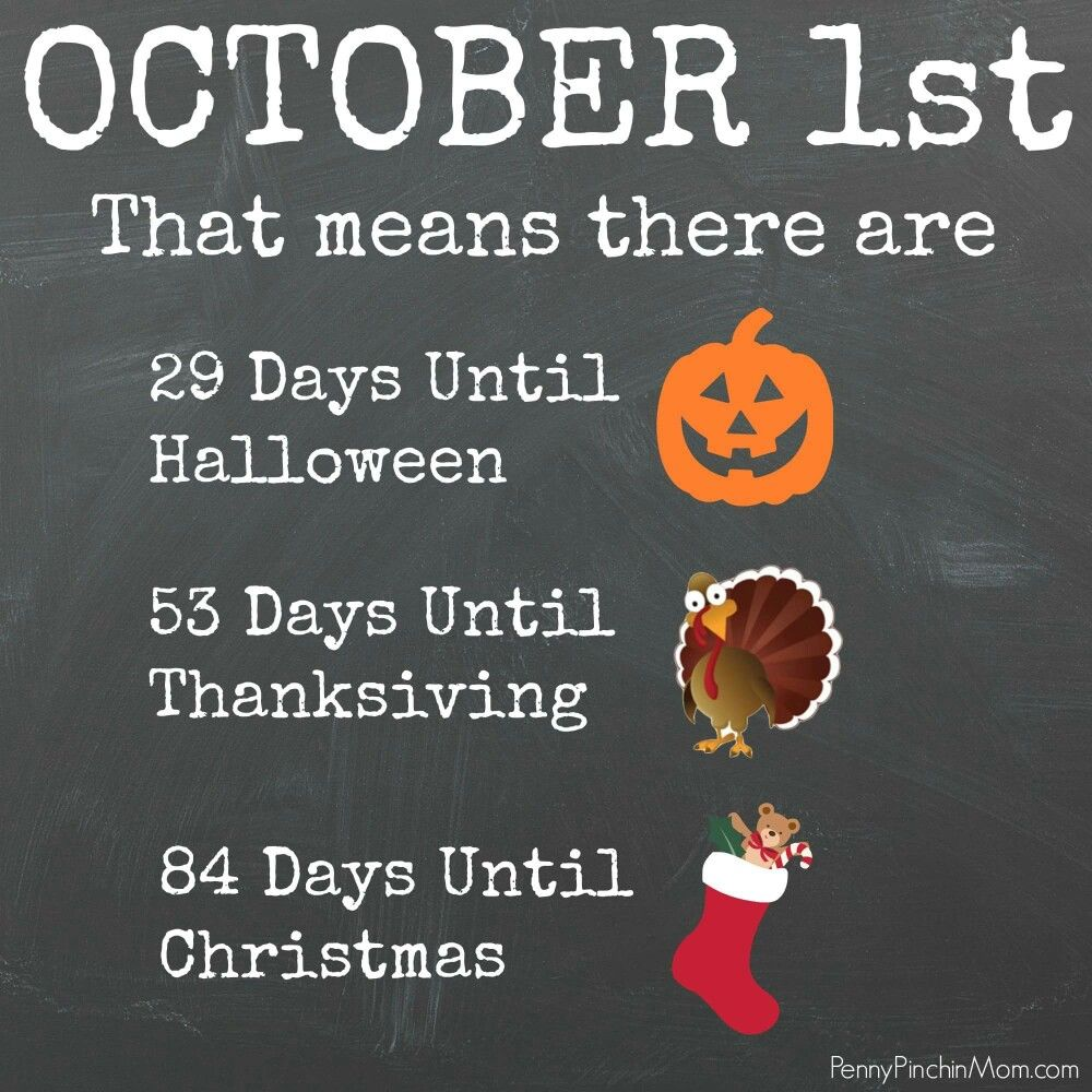 Pin by Gulf Islands Waterpark on FALL! Days until