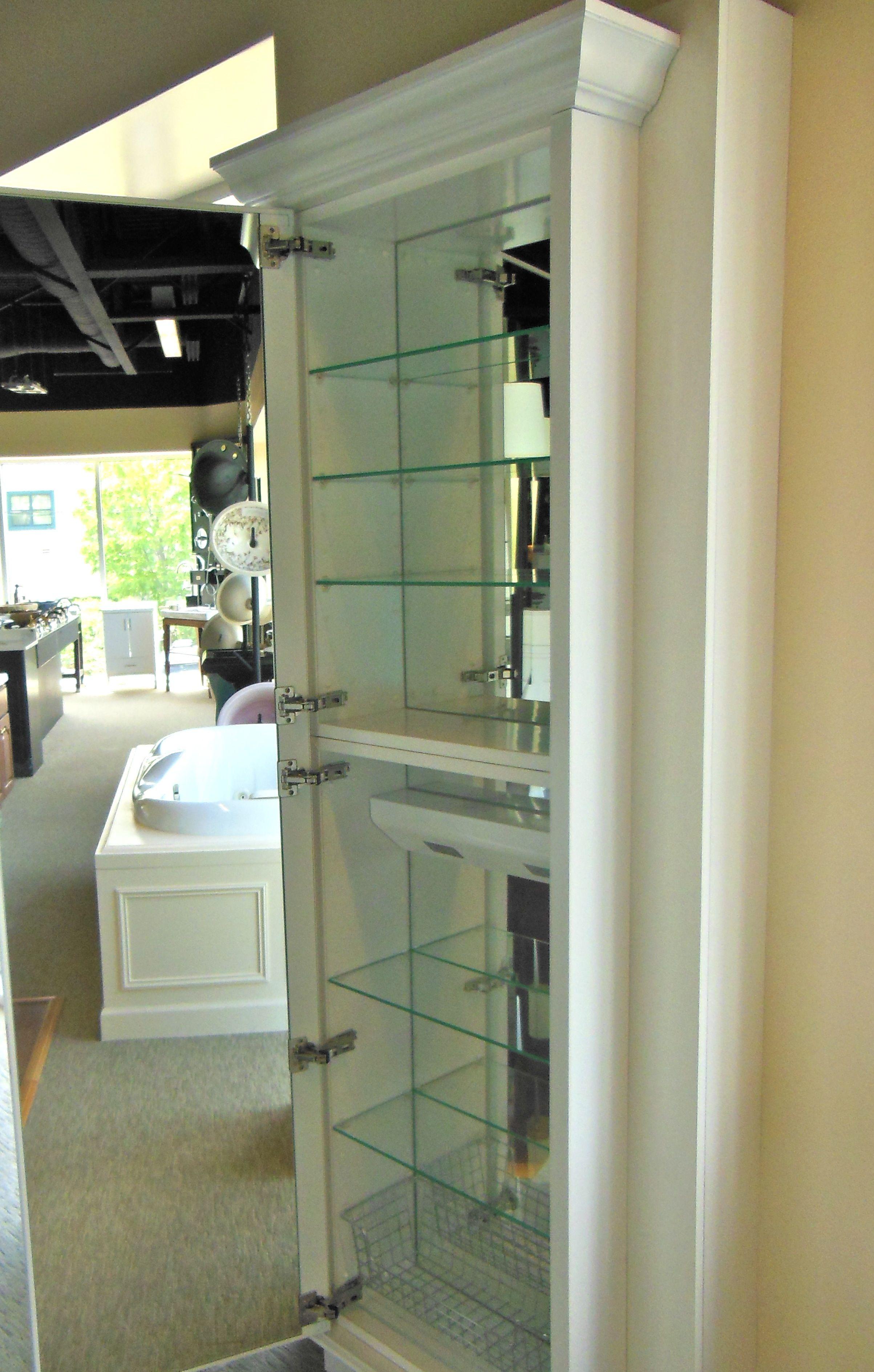 Amazing Love This X Large Medicine Cabinet... Designing Our Bathroom Remodel.