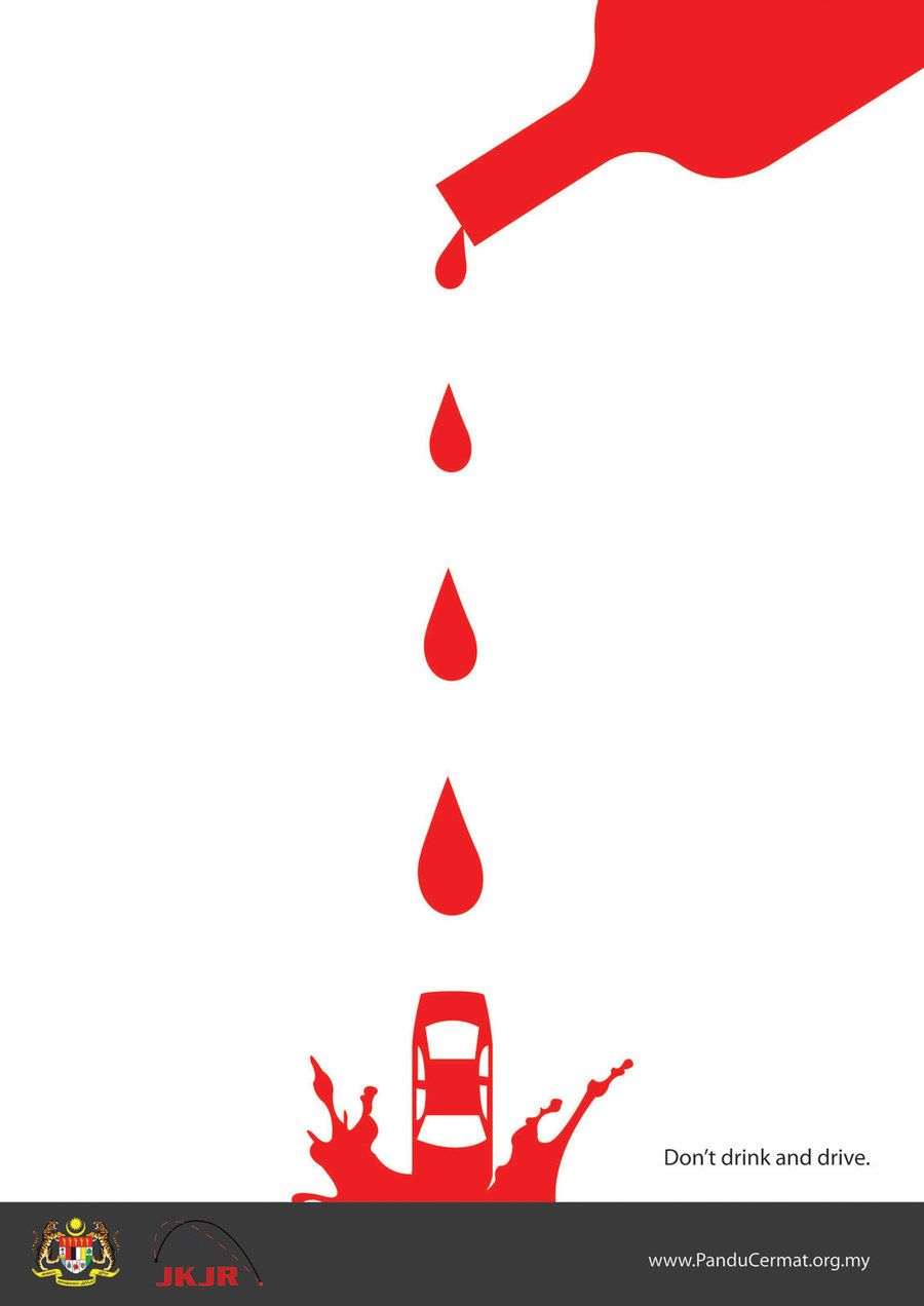 Car colour affects road safety - Road Safety Poster 1 By Eich Sama