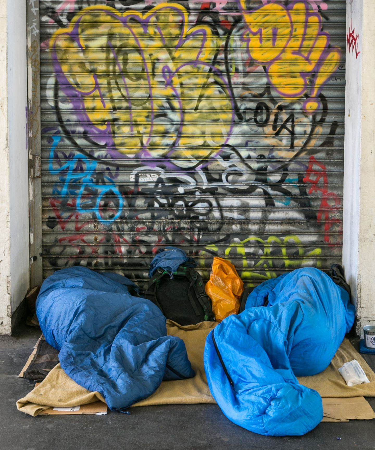 What To Do If You See Someone Sleeping Rough This Winter Sleeping Rough Homeless Person Art World