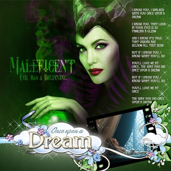 I'm super excited about Maleficent coming out May 30, 2014!! How about you?  Natalie's Place Designs- Briar Rose Once Upon a Dream (malefice...