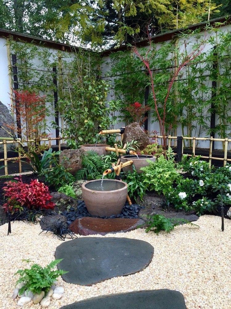 Kleinen japanischen Garten anlegen Tipps und schöne