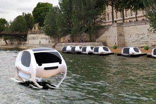 seabubble taxi barca ecologici