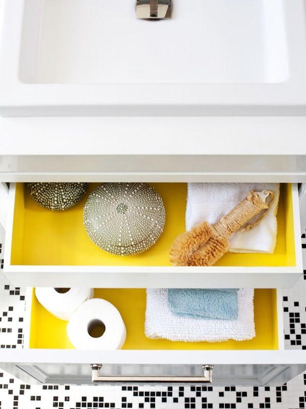 Colorful Interiors   Bathroom storage drawers, Storage drawers and on design office, bathroom vanity drawers, bathroom storage drawers,