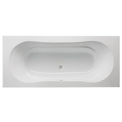 219u20ac BRICO Baignoire duo Lafiness u0027Madeirau0027 180 x 80 cm Salle de - brico carrelage salle de bain