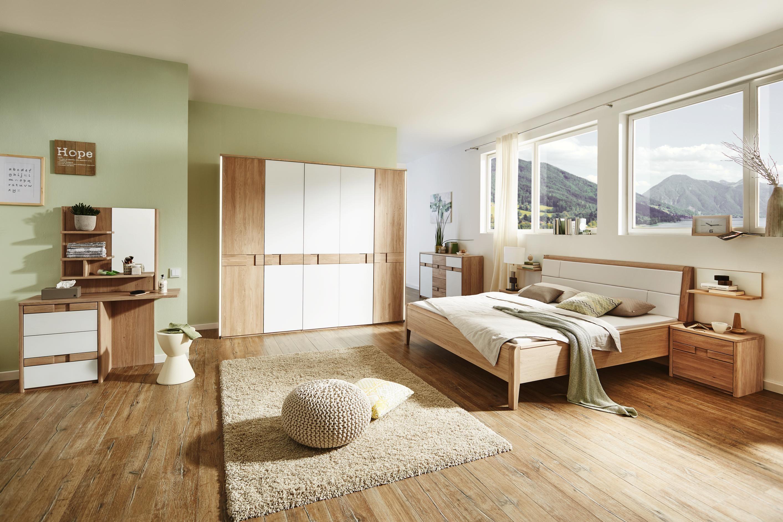 Schlafzimmer textilien ~ Schlafzimmer in eichefarben von valnatura schlafzimmer
