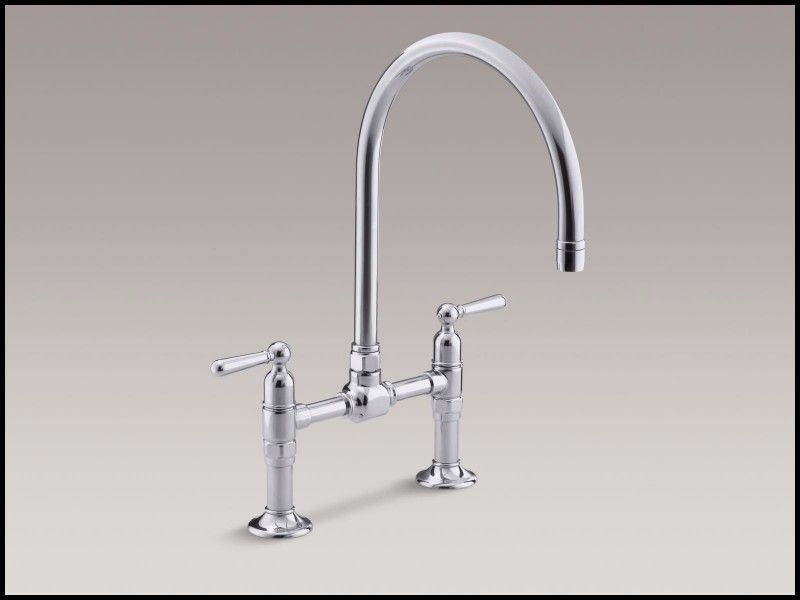 Beautiful 4 Hole Kitchen Faucet Sets