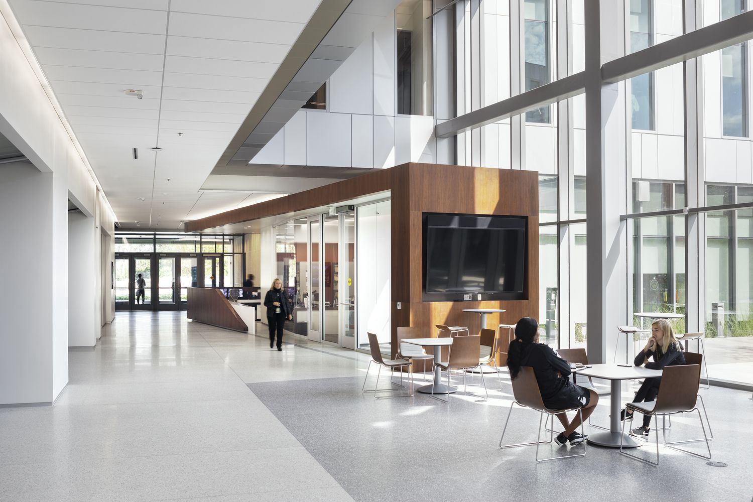 Gallery Of Wayne State University Mike Ilitch School Of Business