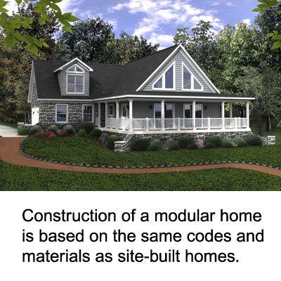 Michigan Modular Home Network Home Page Modular Home Floor