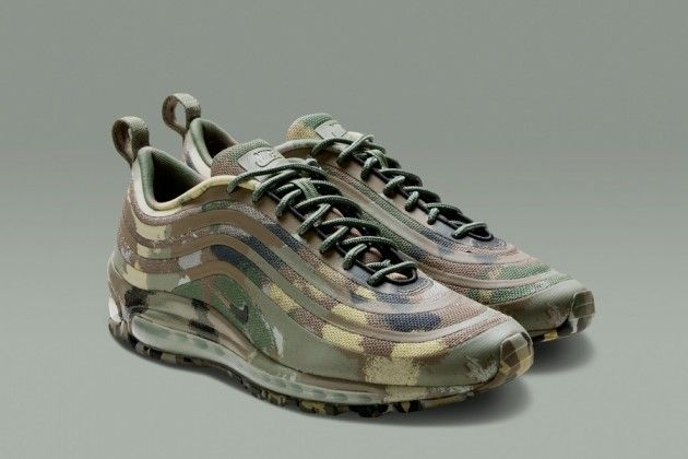 best service 25fa1 4ce55 Nike Air Max Camo Collection