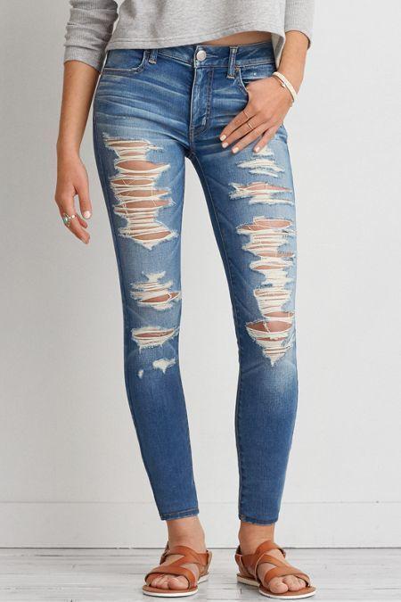 الثنائية سائق كواجا American Eagle Outfitters Jeans Psidiagnosticins Com