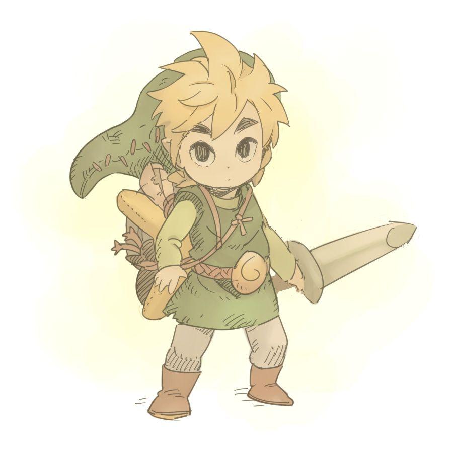 Link, The Legend of Zelda: Unknown Artist