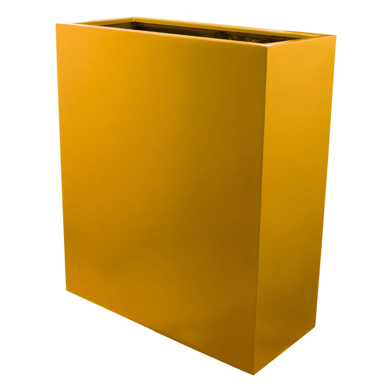 "Tall Planter Boxes Fiberglass 42"" Tall 36"" 48"" Length 16"