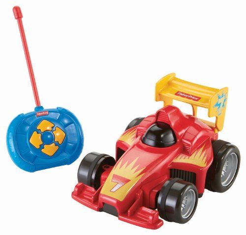 best toys for 2 year old boy christmas 2015 gift guide fisher price my easy rc racecar great 1st rc for kids besttoys - Best Toys 2015 Christmas