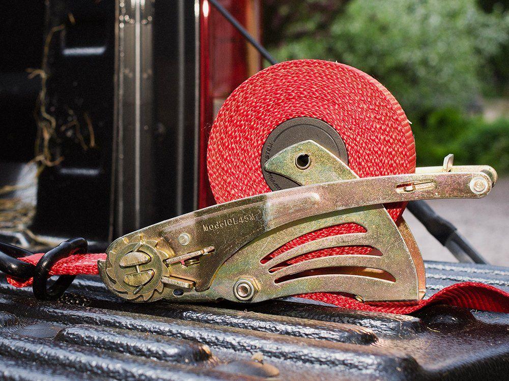 Retractable Ratchet Tie Down Strap Ratchet, Diy gifts