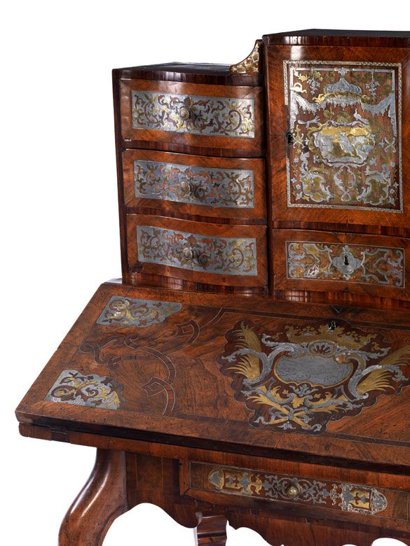Exceptional Baroque cabinet Height: 132 cm. Width: 88 cm. Depth: 61 cm. South Germany, 18th century.