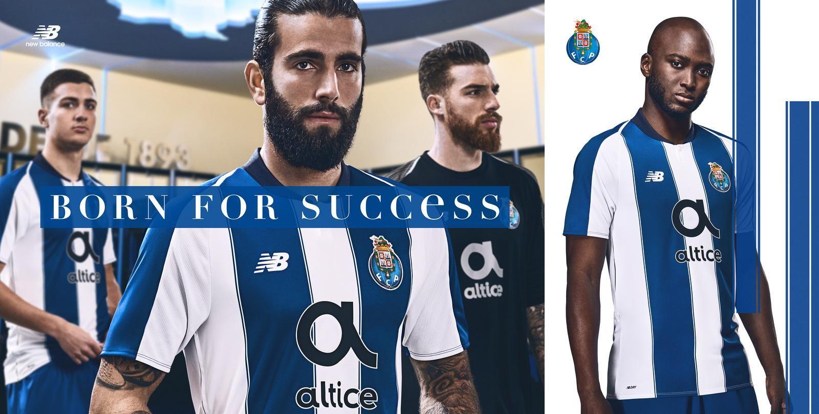 Porto 18-19 Home Kit Released - Footy Headlines  4aec79526