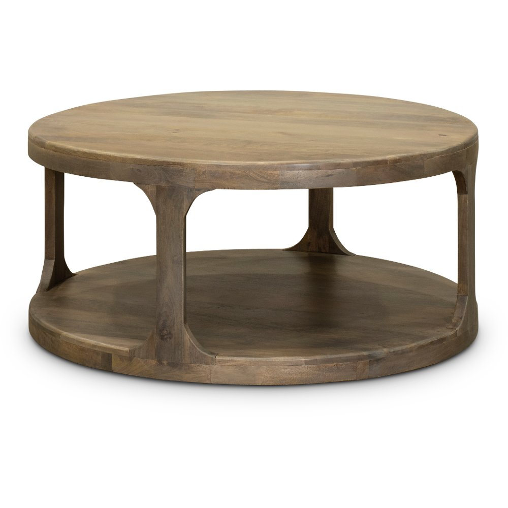 Mist Ash Round Coffee Table Mason Rc Willey Furniture Store Coffee Table Round Coffee Table Round Wood Coffee Table [ 1000 x 1000 Pixel ]