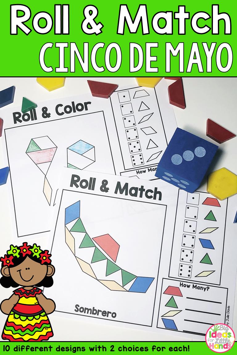 Cinco De Mayo Pattern Blocks Cinco De Mayo Math Cinco De Mayo Activities [ 1152 x 768 Pixel ]